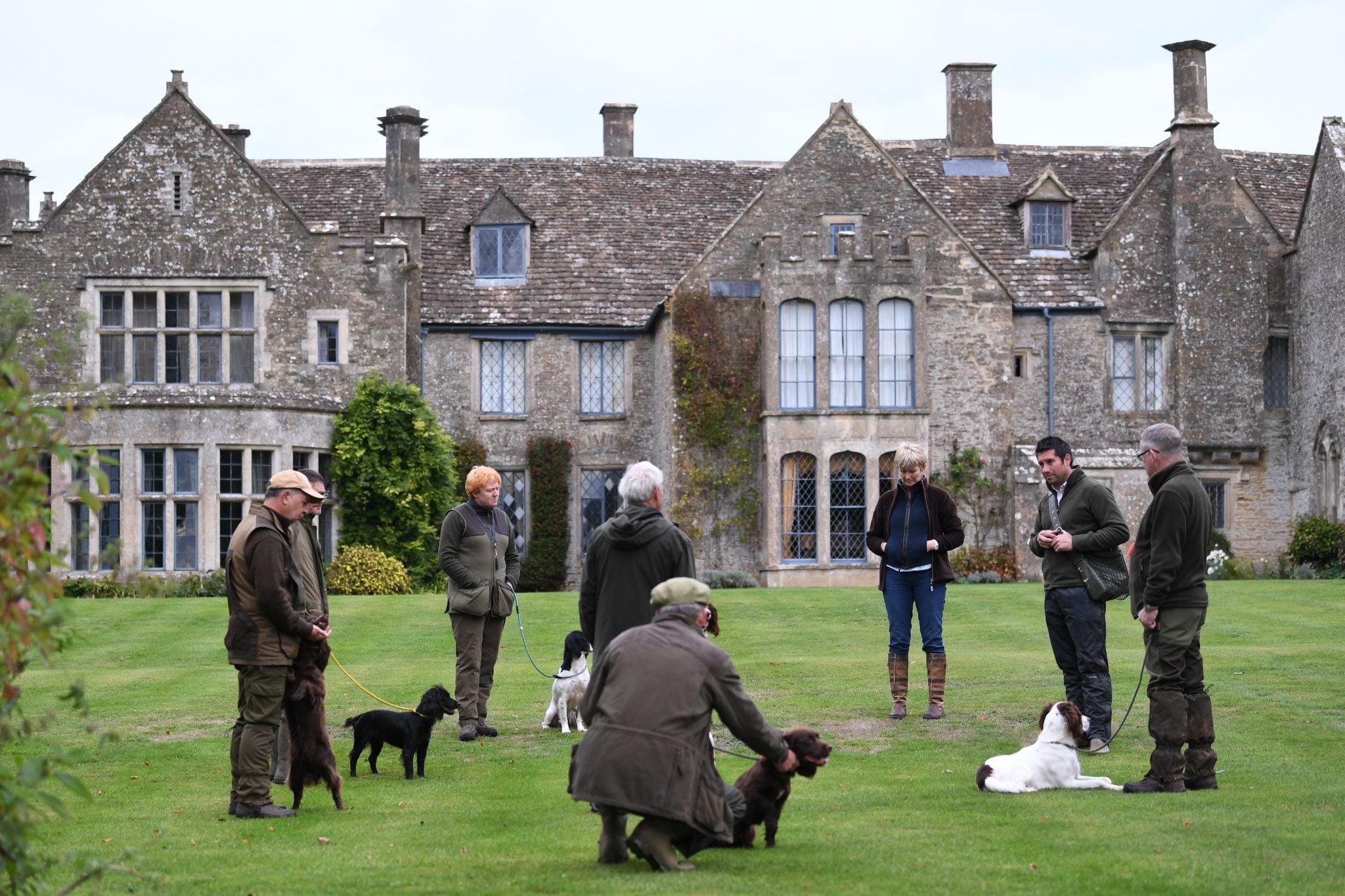 Glamorganshire Field Trial Society Training day
